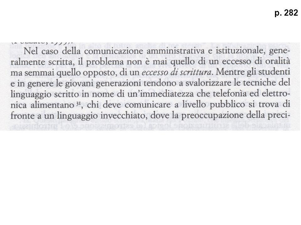 p. 281 v. le regole 1, 6, 8 di Grice
