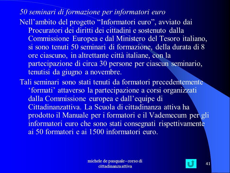 michele de pasquale - corso di cittadinanza attiva 40 I cittadini recintano una enorme buca Roccella Ionica- ottobre 2000.