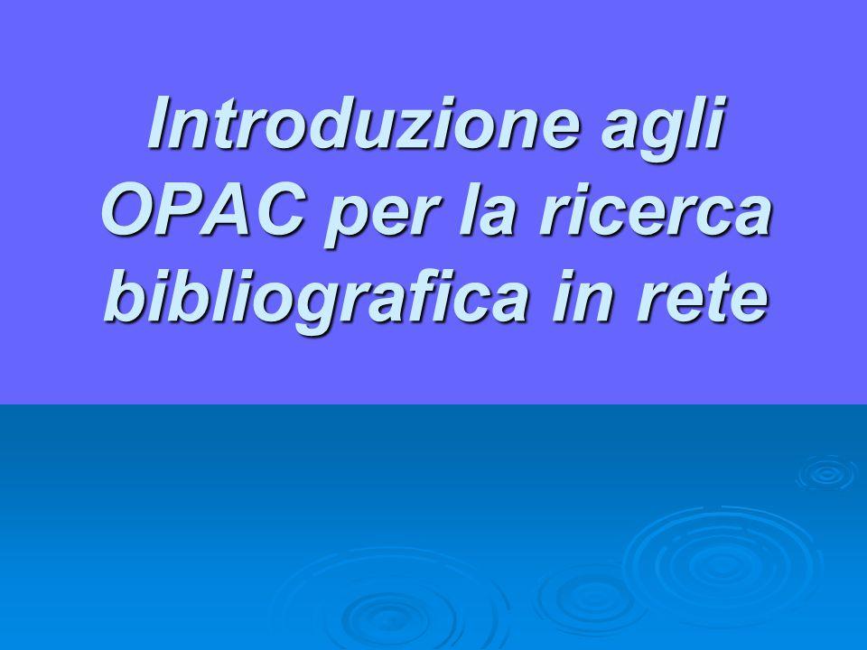Da dove partire http://www.biblioteche.unibo.it/portale/ http://www.biblioteche.unibo.it/portale/