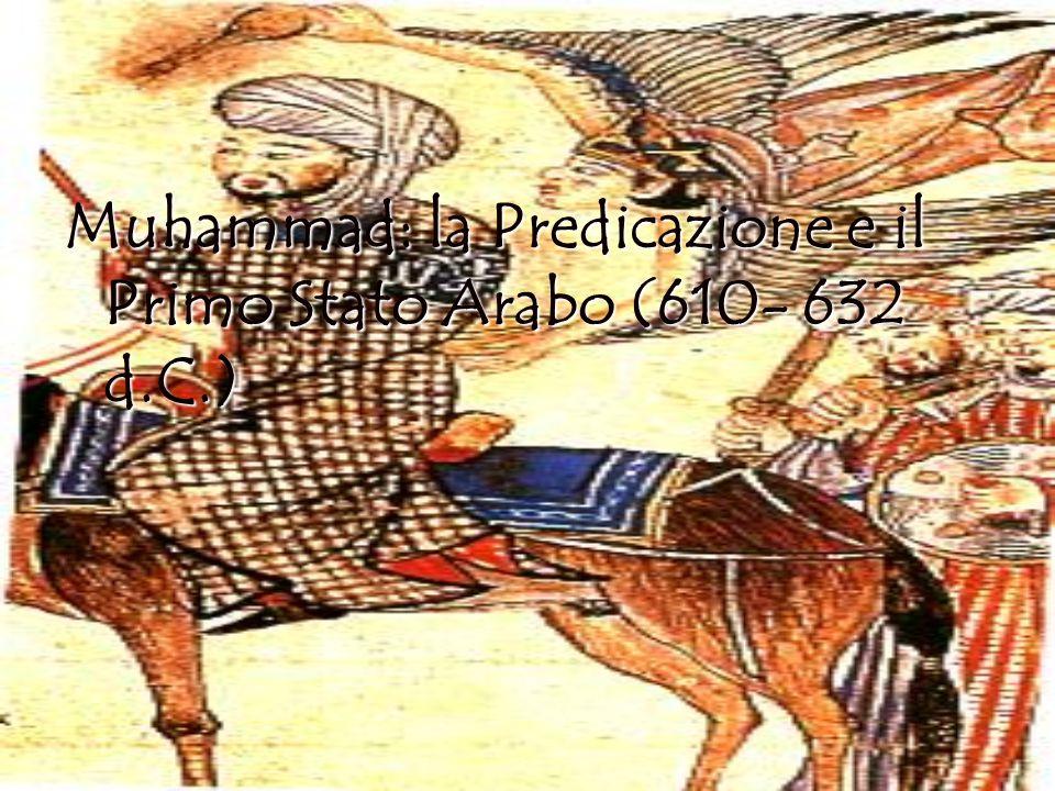 La Rivoluzione Abbaside ( 746-750 ) Gli Gli Abbasidi erano Quraysh, discendenti da ' Abbas, zio del Profeta.