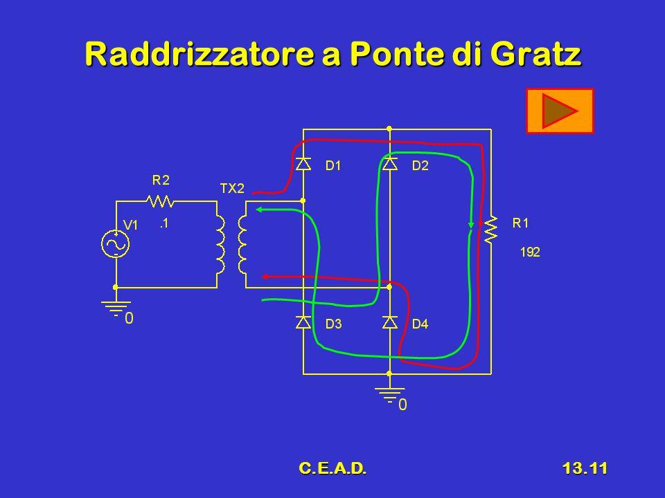 C.E.A.D.13.11 Raddrizzatore a Ponte di Gratz