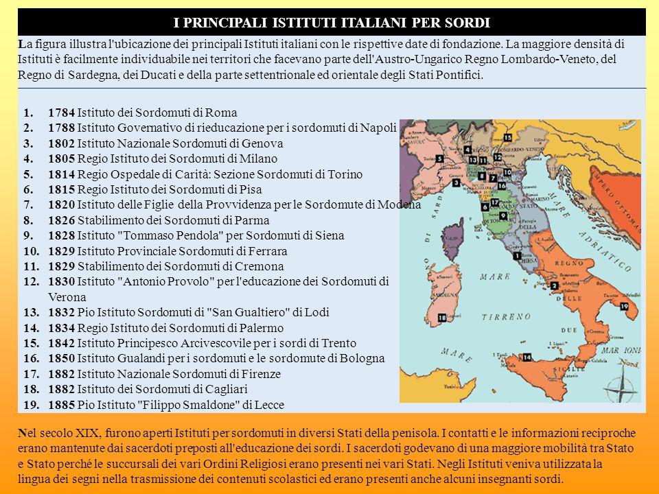 Il Congresso Internazionale per il miglioramento della sorte dei Sordomuti , riunitosi a Milano dal 6 all 11 settembre 1880, rappresenta una svolta nella storia dell educazione dei sordi.