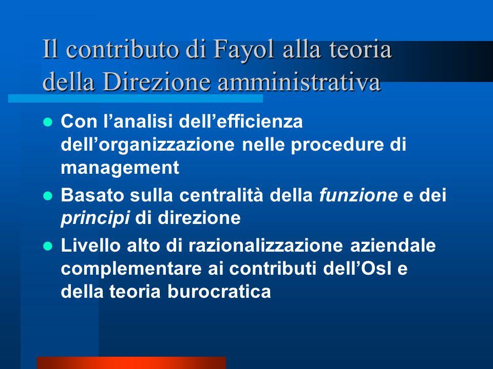 Caratteristiche della burocrazia nella versione tipico-ideale di Weber Fedeltà di ufficio (al ruolo formale dell'organizzazione) Competenza disciplina