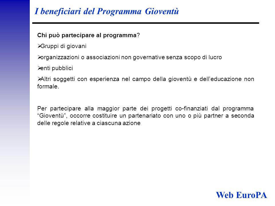 I PROGRAMMI COMUNITARI DI COOPERAZIONE CON I PAESI TERZI 2007-2013 Salerno 14 Novembre 2005