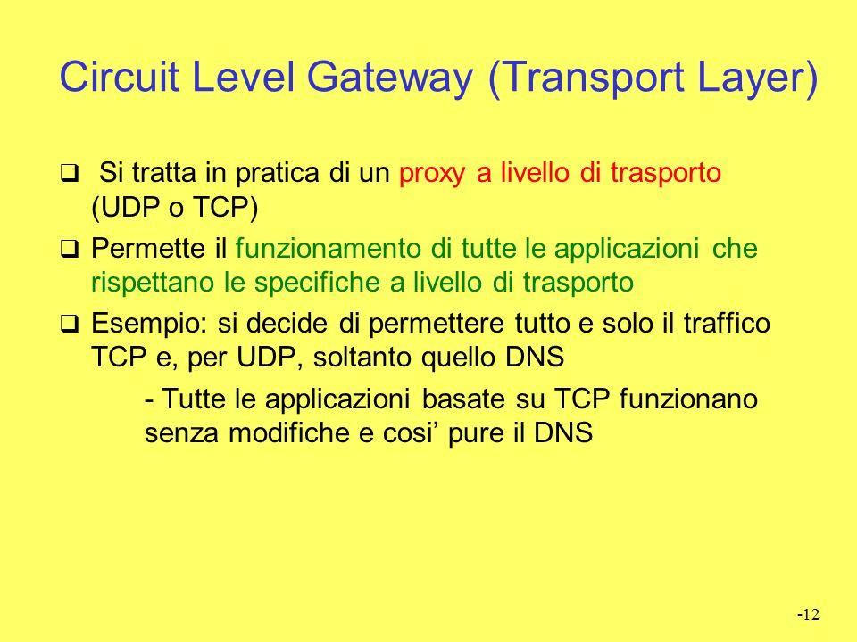 -11 Proxy - FTP
