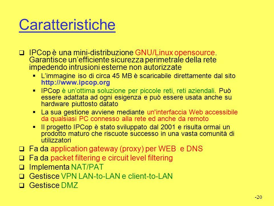 -19 Firewall IPCOP