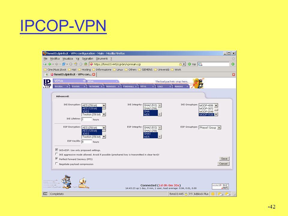 -41 IPCOP-VPN