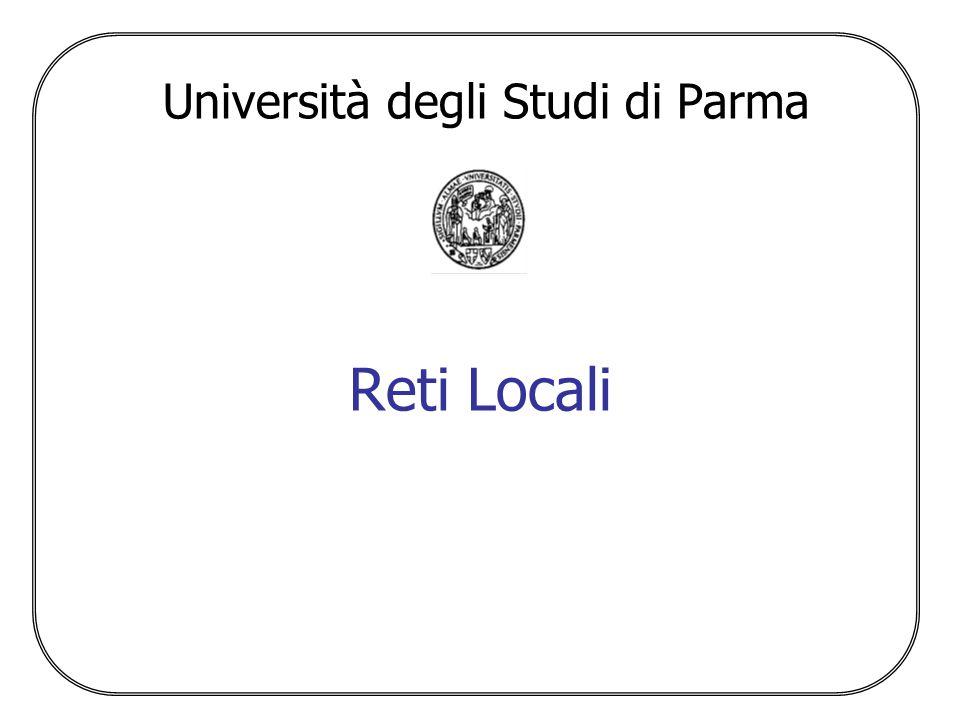 Università degli Studi di Parma Reti Locali