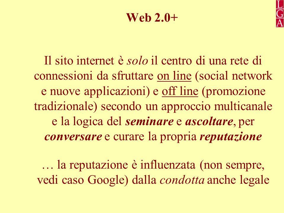 95 tesi del Cluetrain Manifesto 1999 - Rick Levine, Christopher Locke, Doc Searls e David Weinberger http://www.cluetrain.com (12) Non ci sono segreti.