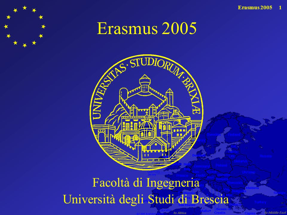 Erasmus 200522 12 - Al ritorno Consegnare obbligatoriamente entro 15 gg dal rientro all'uff.