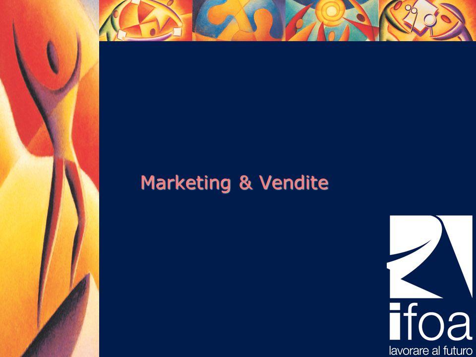 Marketing & Vendite