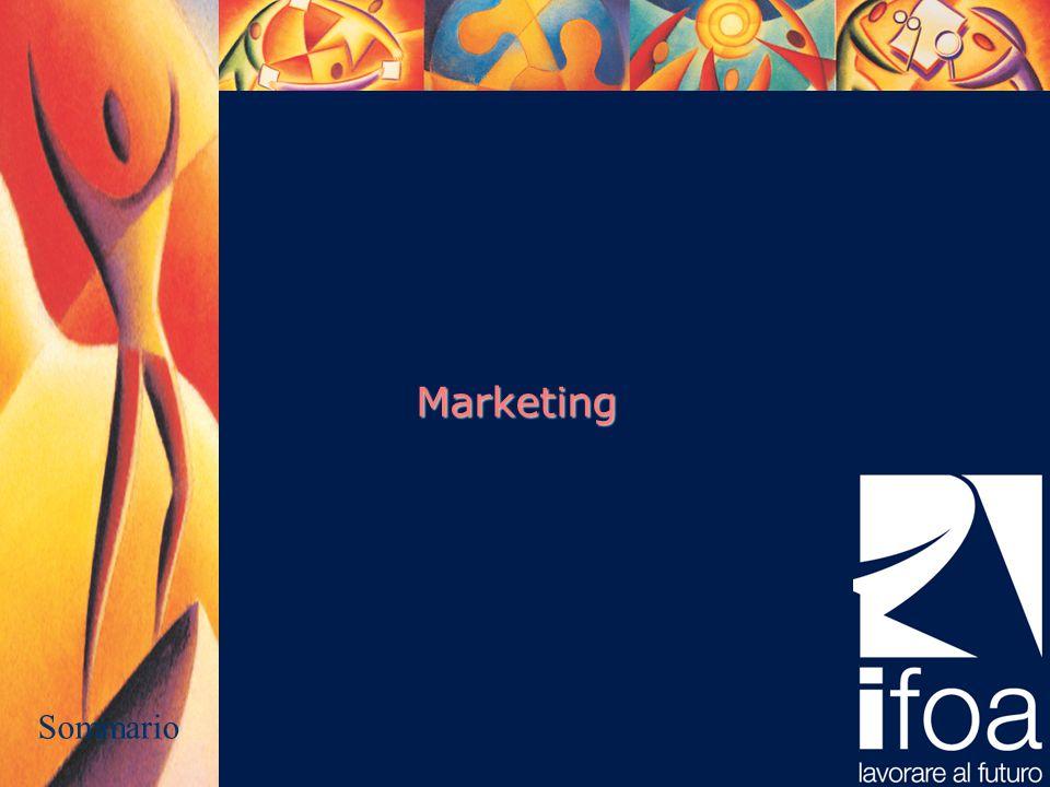 2 SommarioSommario Marketing Tecniche di vendita e comunicazione con il Cliente Negoziazione