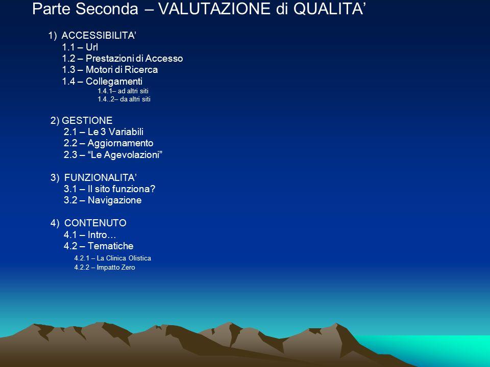 MOTORI DI RICERCA La posizione dell'url www.lifegate.it digitando: 1 1 1 1 1 / 6 / 6 6 67 / / / Lifegate Impatto Zero Equosolidale