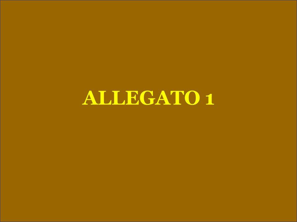 ALLEGATO 1