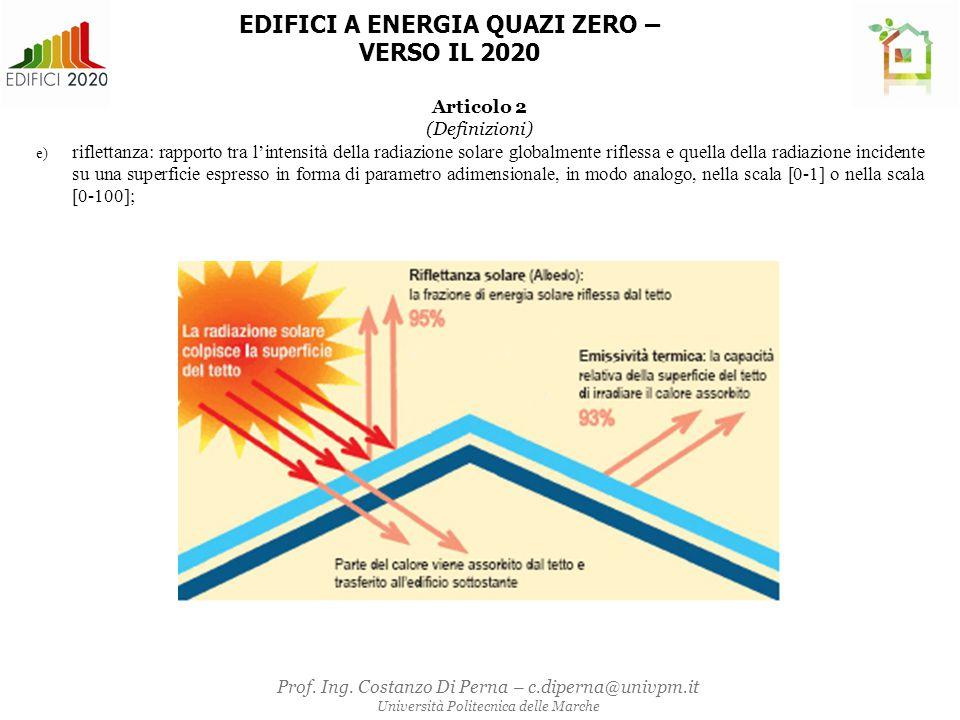 1.QUADRO COMUNE GENERALE PER IL CALCOLO DELLA PRESTAZIONE ENERGETICA DEGLI EDIFICI E PER LA LORO CLASSIFICAZIONE IN BASE ALLA DESTINAZIONE D'USO In particolare: ii.fino a copertura totale del corrispondente fabbisogno o vettore energetico utilizzato per i servizi considerati nella prestazione energetica.