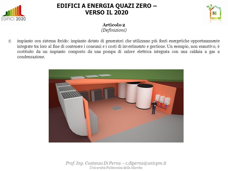 5.3 Requisiti e prescrizioni per la riqualificazione degli impianti termici ALLEGATO 1 5.REQUISITI E PRESCRIZIONI SPECIFICI PER GLI EDIFICI ESISTENTI SOTTOPOSTI A RIQUALIFICAZIONE ENERGETICA 1.Fermo restando il rispetto dei requisiti minimi definiti dai regolamenti comunitari emanati ai sensi della direttive 2009/125/CE e 2010/30/UE, nel caso di nuova installazione di impianti termici di climatizzazione estiva in edifici esistenti, o ristrutturazione dei medesimi impianti o di sostituzione delle macchine frigorifere dei generatori, si applica quanto previsto di seguito: a)calcolo dell'efficienza globale media stagionale dell'impianto di climatizzazione estiva e verifica che la stessa risulti superiore al valore limite calcolato utilizzando i valori delle efficienze fornite in Allegato A per l'edificio di riferimento; b)installazione, ove tecnicamente possibile, di sistemi di regolazione per singolo ambiente e di sistemi di contabilizzazione diretta o indiretta del calore che permetta la ripartizione dei consumi per singola unità immobiliare; c)nel caso di sostituzione di macchine frigorifere, si intendono rispettate tutte le disposizioni vigenti in tema di uso razionale dell'energia, incluse quelle di cui alle lettera a), qualora coesistano le seguenti condizioni: i.le nuove macchine frigorifere elettriche o a gas, con potenza utile nominale maggiore di 12 kW, abbiano un indice di efficienza energetica non inferiore a valori riportati al paragrafo 1.3, comma 2, dell'Appendice B; ii.nel caso di installazione di macchine frigorifere a servizio di più unità immobiliari, o di edifici adibiti a uso non residenziale siano presenti un sistema di regolazione per singolo ambiente o per singola unità immobiliare, e un sistema di contabilizzazione diretta o indiretta del calore che permetta la ripartizione dei consumi per singola unità immobiliare.