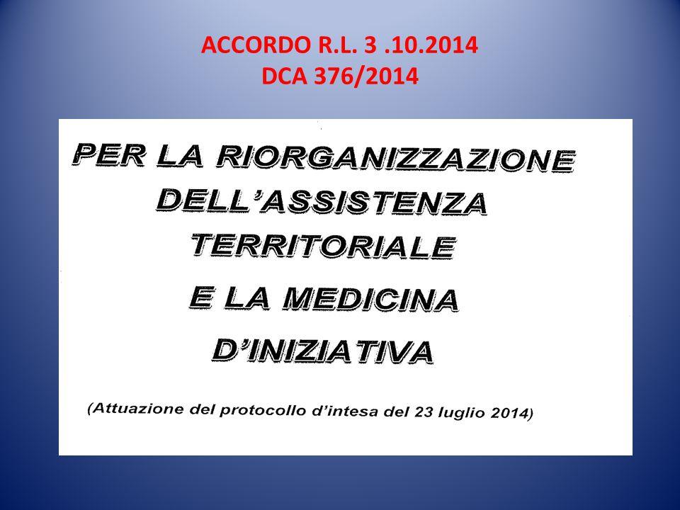 ACCORDO R.L. 3.10.2014 DCA 376/2014