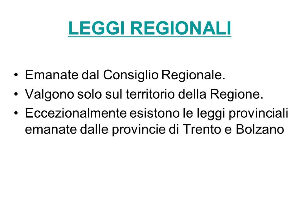 RIPARTIZIONE DELLE COMPETENZE TRA STATO E REGIONE (Art.