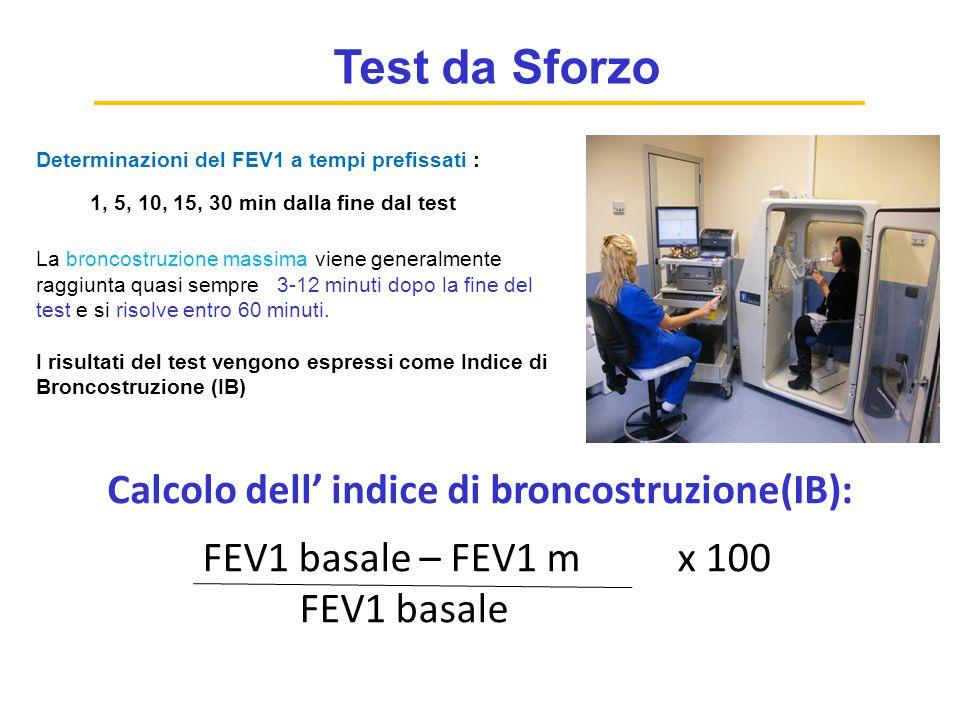 Test da Sforzo Esecuzione del Test da Sforzo secondo linee guida ATS: -Tipo di esercizio : Corsa su Tapis Roulant ( Prova di Trendmill) -Durata : 6 mi