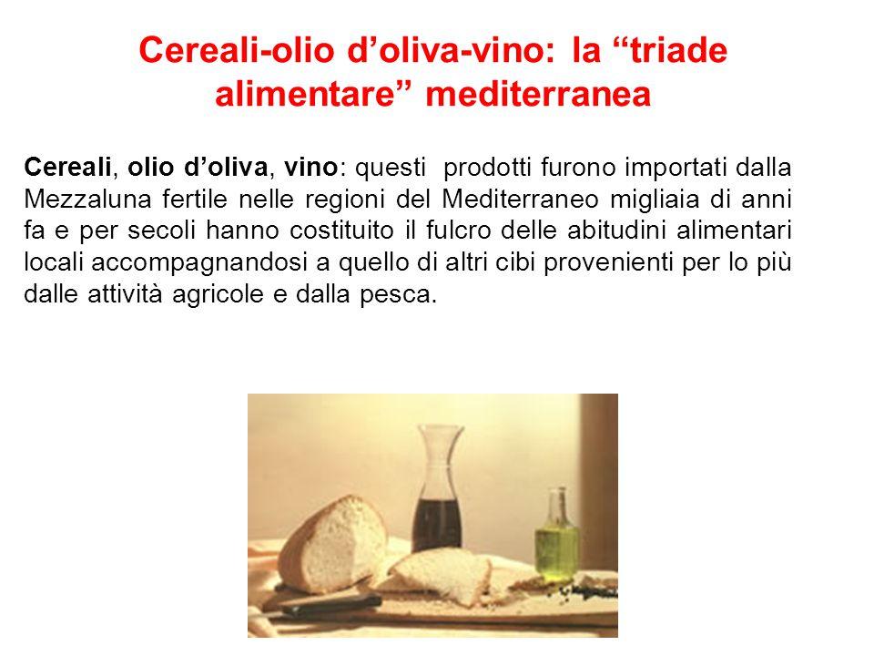 Dieta Mediterranea o Diete Mediterranee.