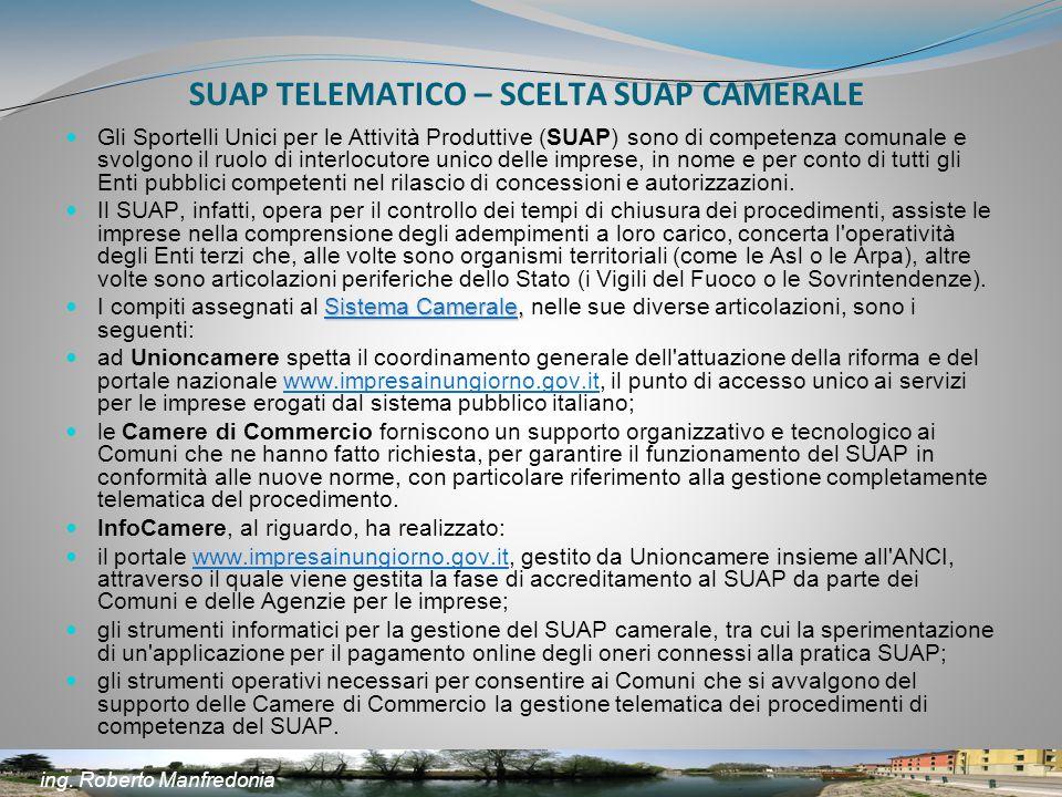 START - UP SUAP TELEMATICO NEL COMUNE DI TREVISO SCELTA SUAP CAMERALE ACCREDITAMENTO IN DELEGA ALLA CCIAA TRAMITE PORTALE: impresainungiorno.gov.it gennaio 2011 ACCREDITAMENTO MINISTERIALE IN CONVENZIONE CON LA CCIAA dicembre 2012 DAL 1/02/2013 CHIUSURA AL CARTACEO DA PARTE DELLE ATTIVITA' PRODUTTIVE DAL 1/03/2013 CHIUSURA AL CARTACEO DA PARTE DELL'EDILIZIA PRODUTTIVA.