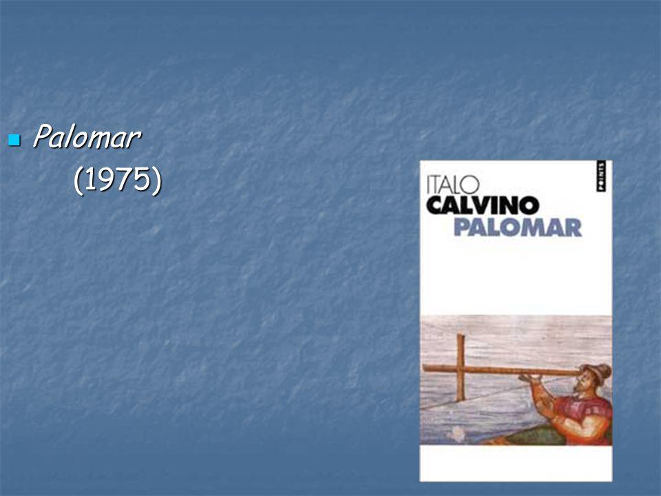 Palomar Palomar(1975)