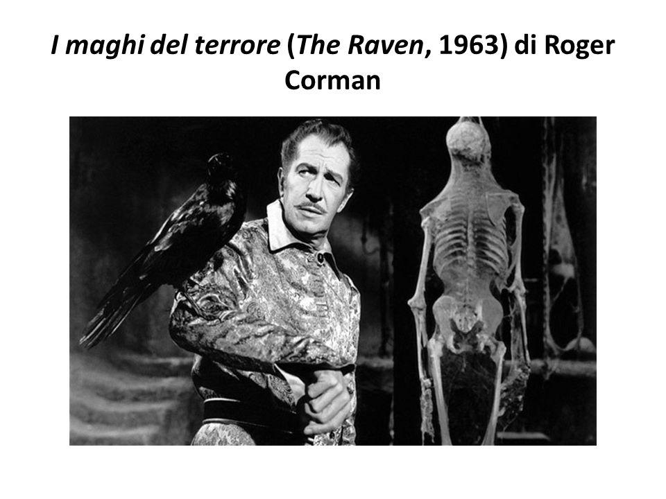 I maghi del terrore (The Raven, 1963) di Roger Corman