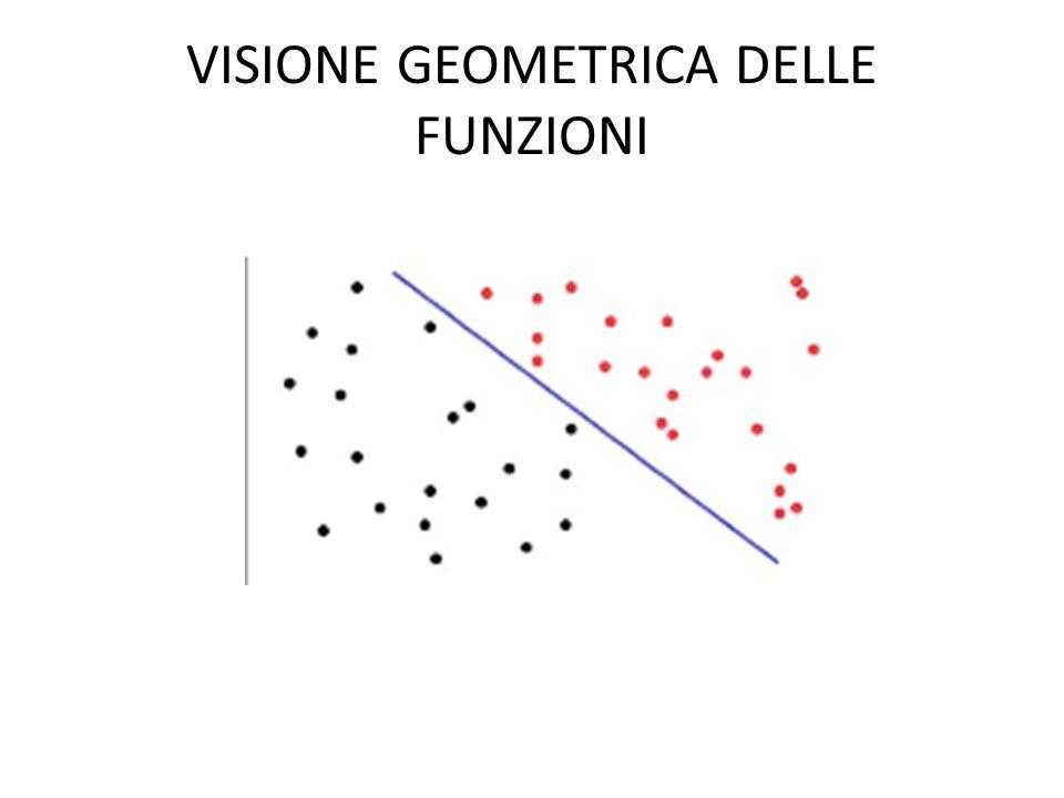 VISIONE GEOMETRICA DELLE FUNZIONI