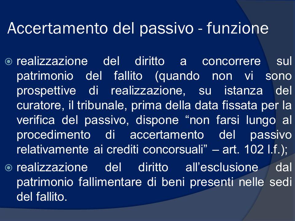 Decisioni Giudice Delegato  Inammissibilità della domanda (art.