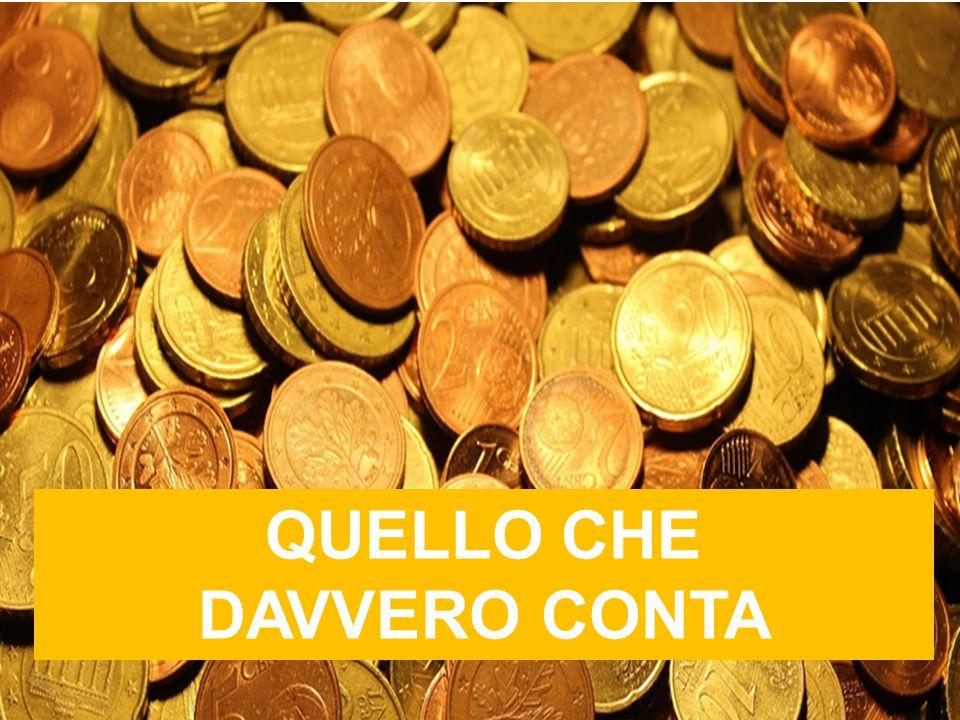 QUELLO CHE DAVVERO CONTA