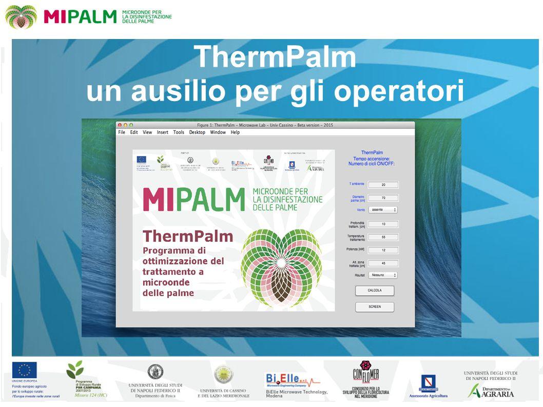 ThermPalm un ausilio per gli operatori