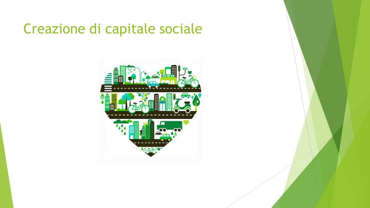 Creazione di capitale sociale