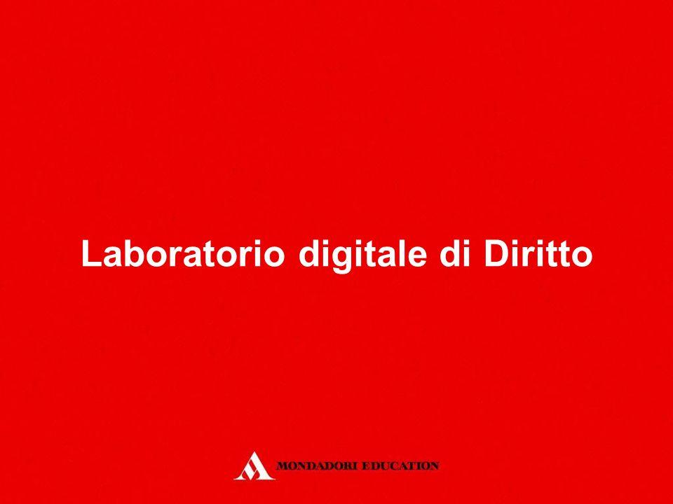 Laboratorio digitale di Diritto