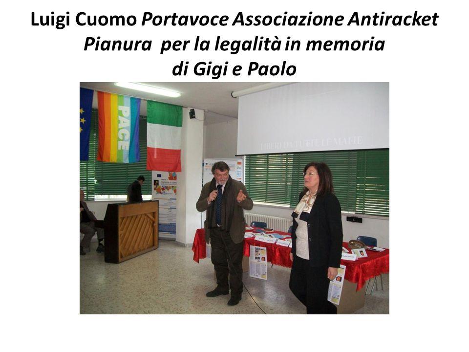 """Il parroco Don Vittorio Zeccone, Presidente Associazione Onlus """"Casa del Giovane"""" in memoria di """"Gigi e Paolo"""""""