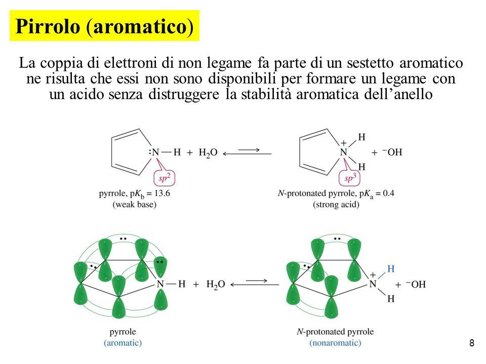 9 Altri eterociclici aromatici