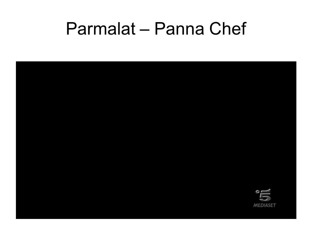 Parmalat – Panna Chef