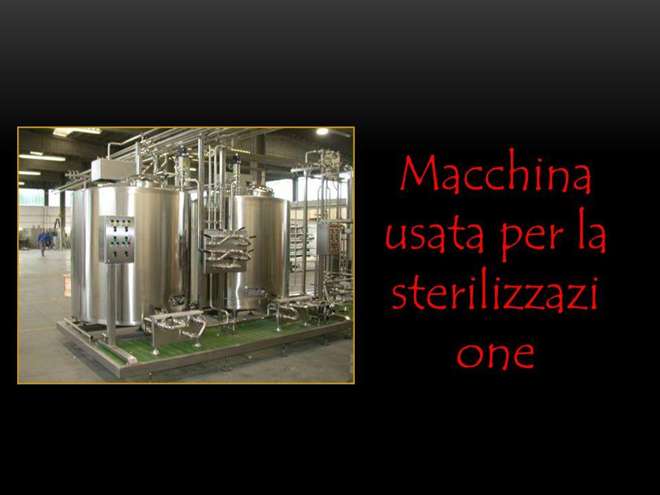 Macchina usata per la sterilizzazi one