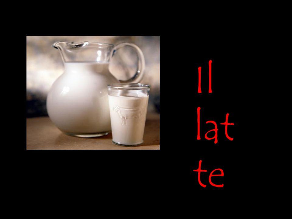 Il latte è un liquido di colore bianco opaco, con sapore leggermente dolce e odore caratteristico.
