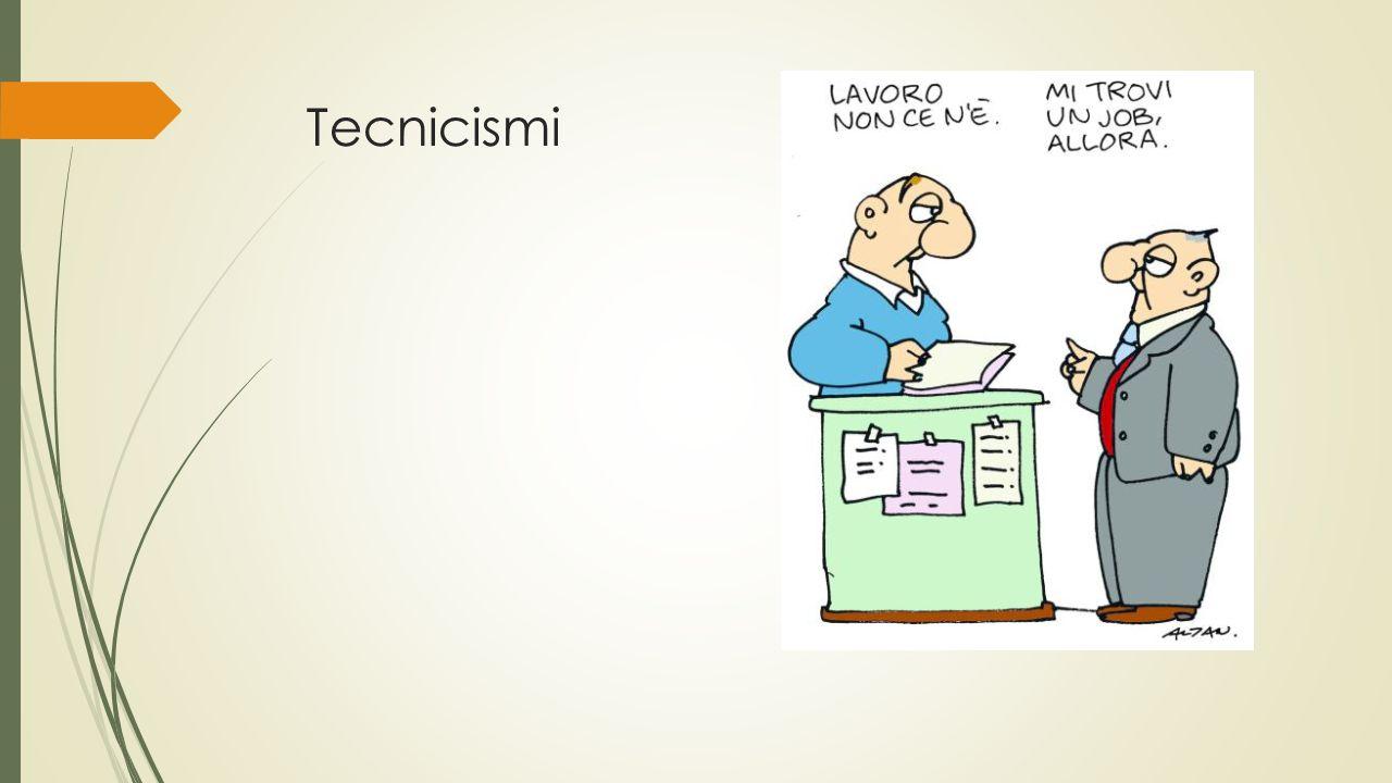 Tecnicismi