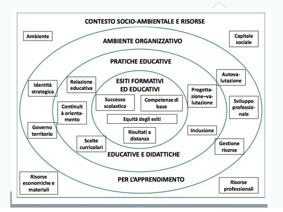 Valutatori Esterni un profilo interno alla scuola che comprende sia competenze di tipo organizzativo (prevalentemente dirigenti scolastici o tecnici a riposo), sia pedagogico-didattiche (prevalentemente insegnanti con esperienza nel campo della valutazione scolastica);