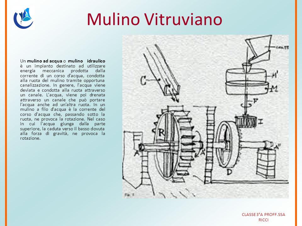 Un mulino ad acqua o mulino idraulico è un impianto destinato ad utilizzare energia meccanica prodotta dalla corrente di un corso d'acqua, condotta al