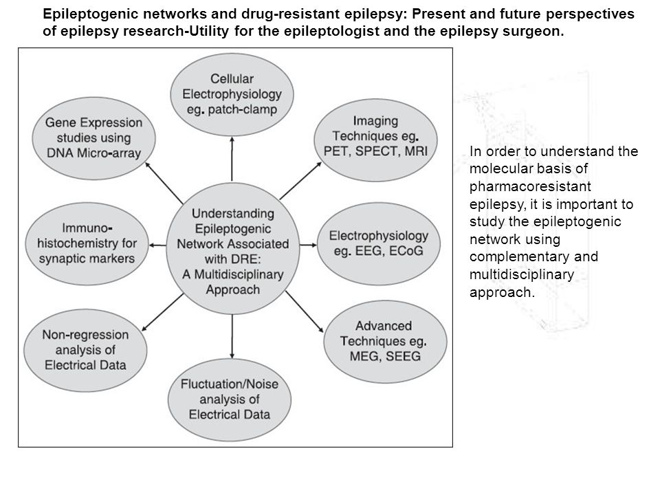 Epileptogenic networks and drug-resistant epilepsy: Present and future perspectives of epilepsy research-Utility for the epileptologist and the epilep