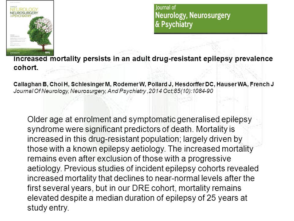 Sono stati selezionati 19 studi per questa sub- analisi basata sulla nuova definizione di farmaco- reattività e farmaco-resistenza da ILAE.