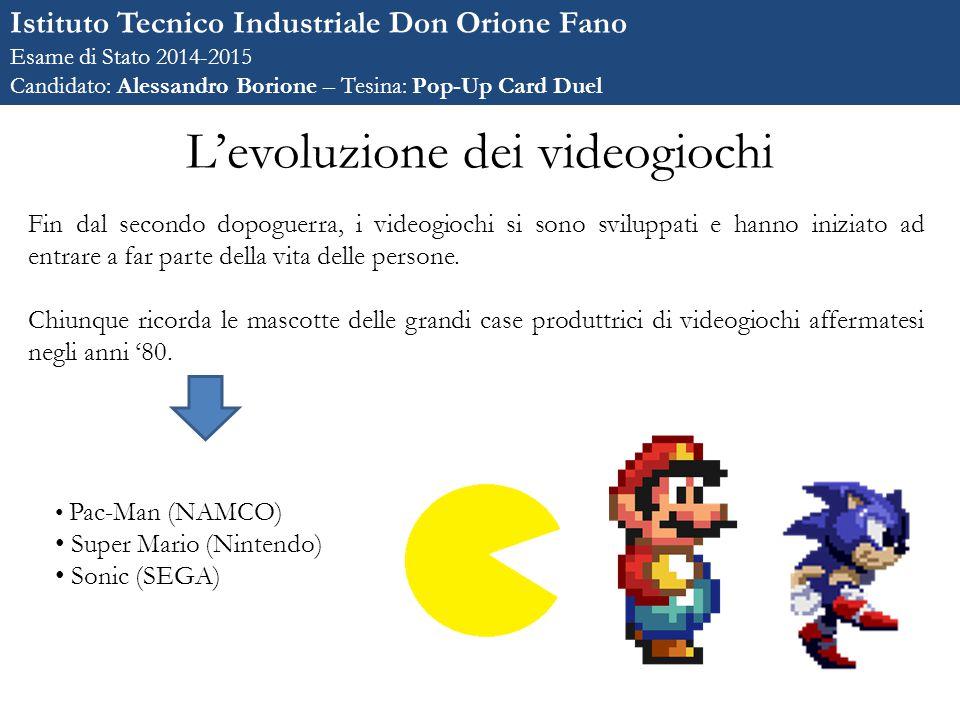 Il progetto Lo scopo di questo progetto è realizzare un videogioco multiplayer online.