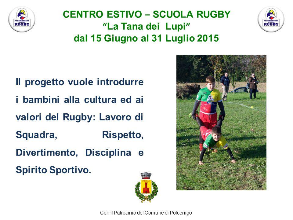 Perché scuola di Rugby.Perché il rugby fa bene ai bambini.