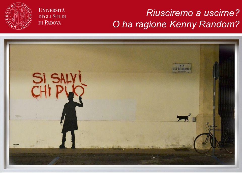 ROARS 3.0 - Roma 19.06.201569 Riusciremo a uscirne O ha ragione Kenny Random