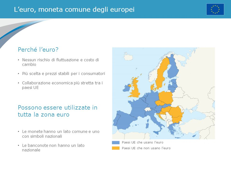 Battere l'inflazione L'Unione economica e monetaria: prezzi stabili Inflazione annua media nel 2013 nei 18 paesi UE che utilizzano l'euro