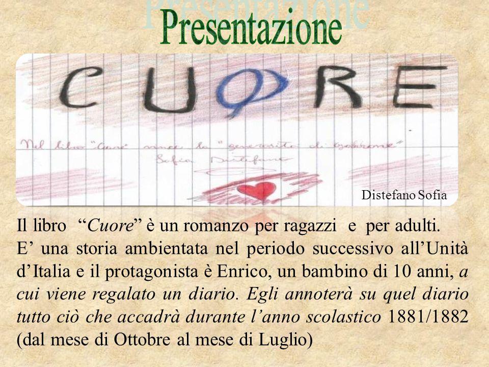 E mentre De Amicis scrive Cuore l'Italia si avvia a diventare una stato moderno, però le dure condizioni di vita costringono gli italiani ad emigrare verso le Americhe.