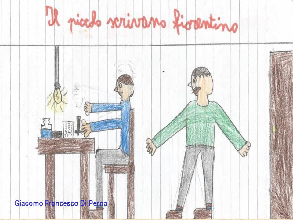 Il piccolo scrivano fiorentino, uno dei racconti mensili del maestro Perboni, offre un quadro familiare genuino.