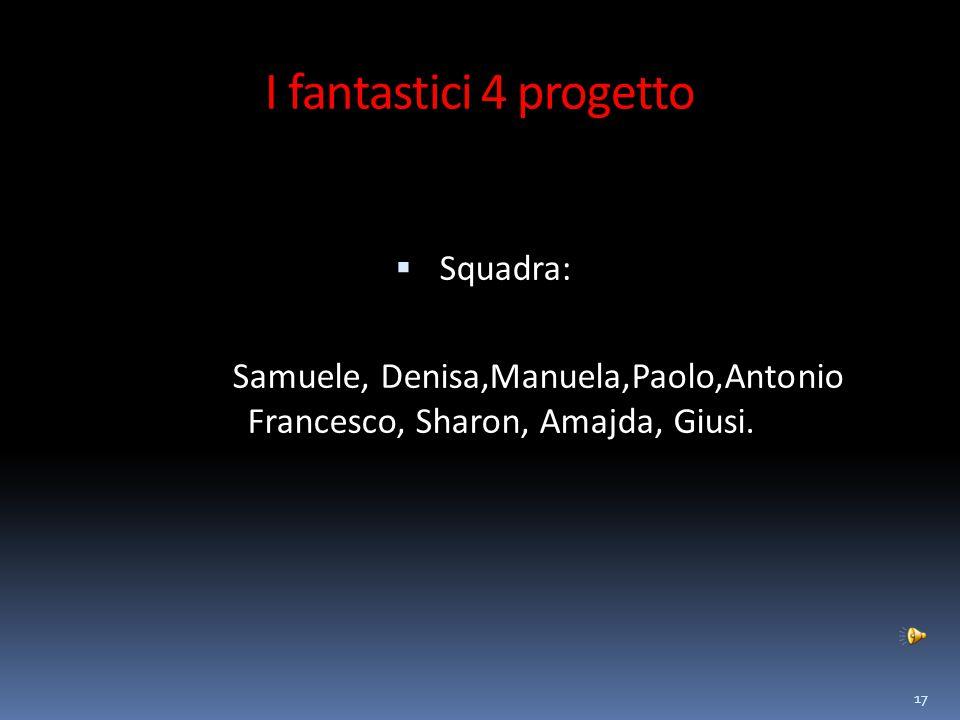FOTO DI GRUPPO Samuele, 16